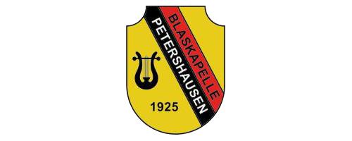 Blaskapelle Petershausen - Logo
