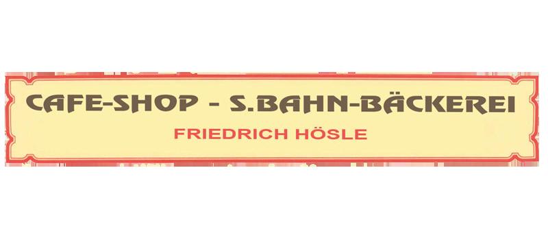 Bäckerei Hösle - Logo