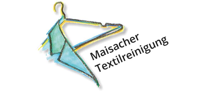 Maisacher Textilreinigung - Logo