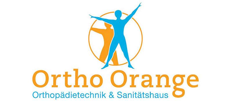 Ortho-Orange - Logo